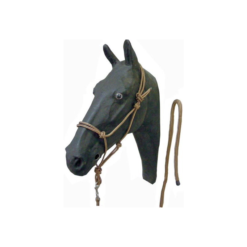 PP Rope Halter-straight pattern