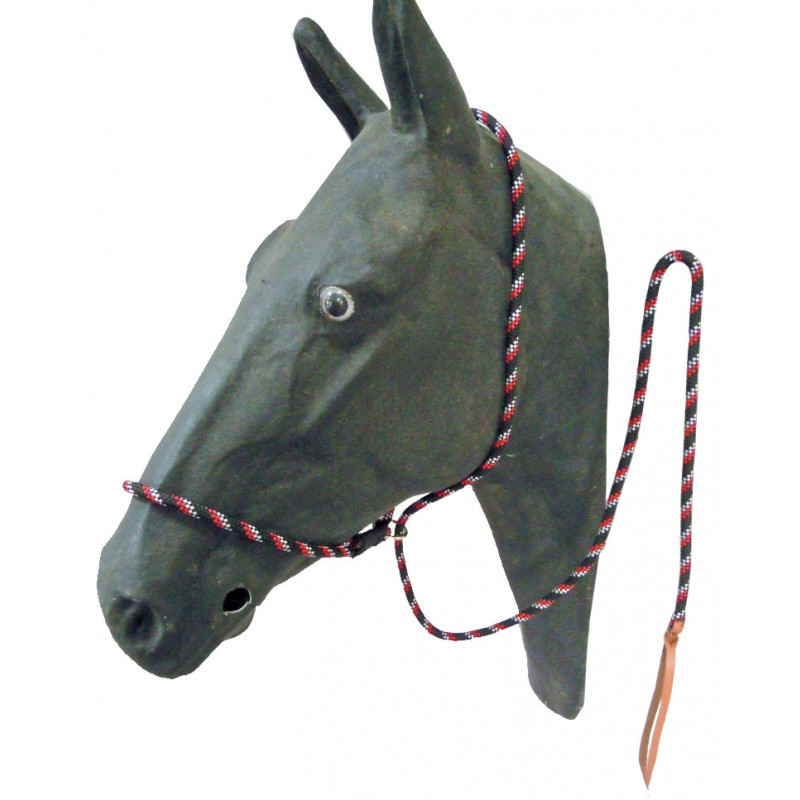 Rope Halter- color combination